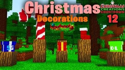 Мод Новогодние Украшения   Мод SG Christmas Decorations b2cd3035612