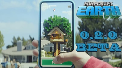 Minecraft Earth 0.2.0 Beta